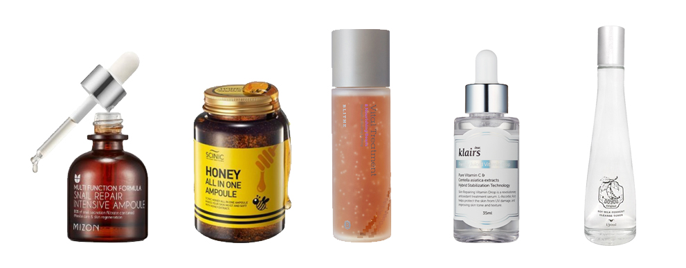 meilleurs-serums-ampoules-essences-coreens-hydratants-exfoliants-anti-imperfections