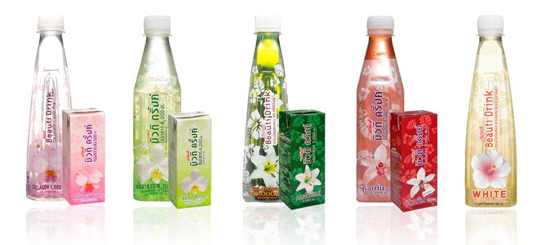 beauty drinks