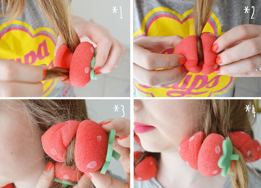 bigoudis-rouleaux-cheveux-fraise-comment-utiliser