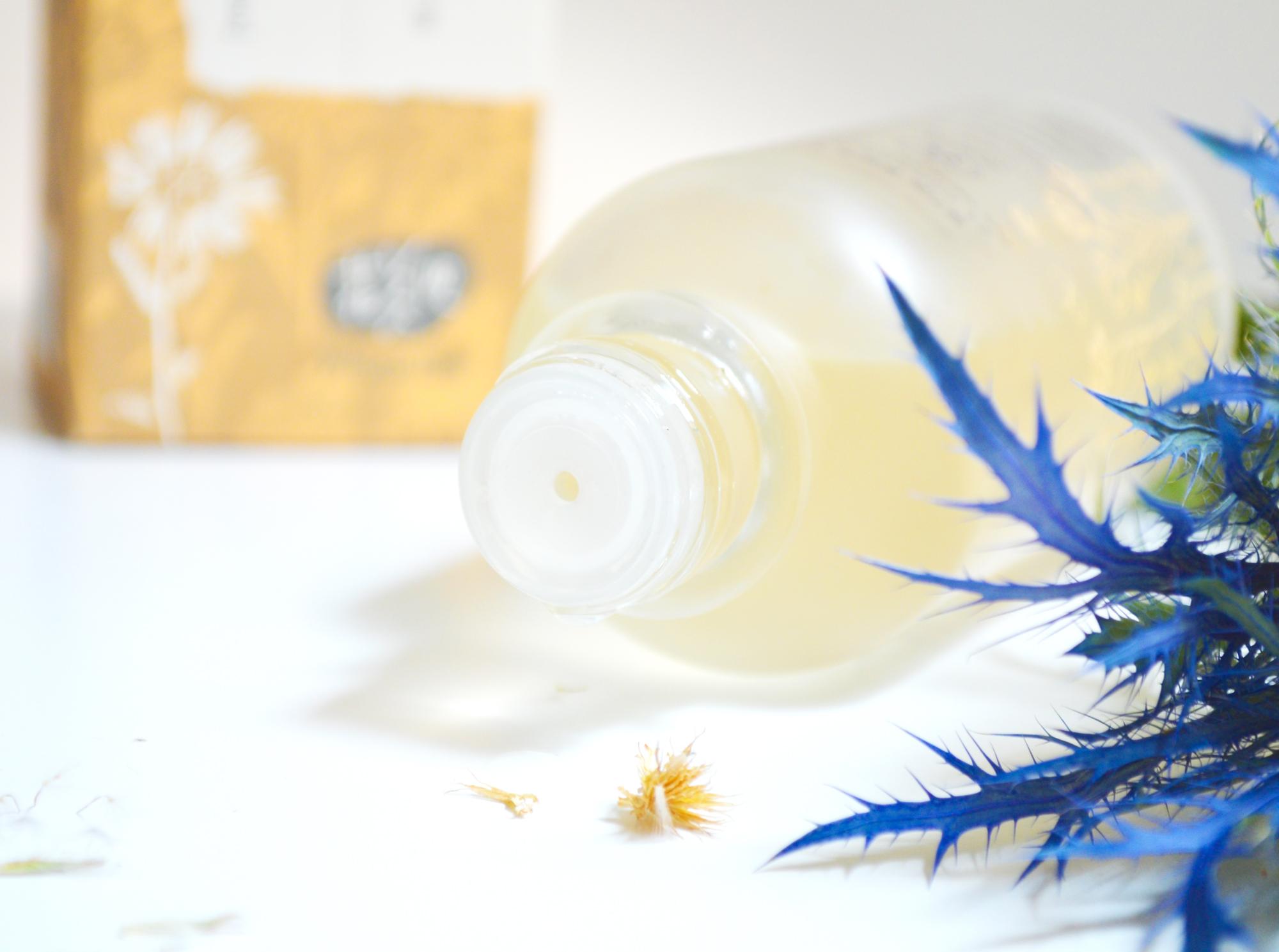 Tonique coréen bio Whamisa Organic Flowers Toner Original : mon avis