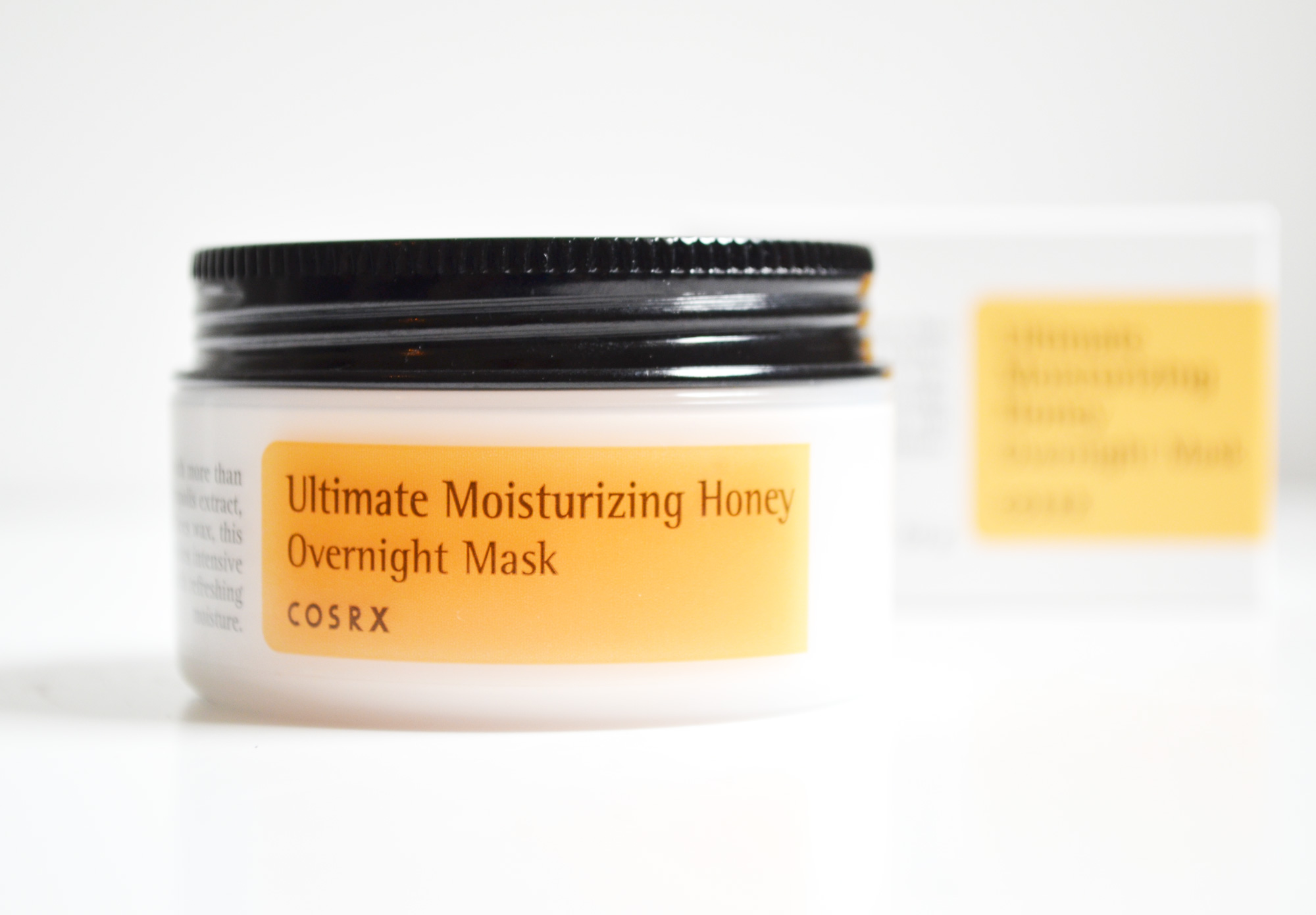 Cosrx-Ultimate-Moisturizing-Honey-Overnight-Mask-avis-revue