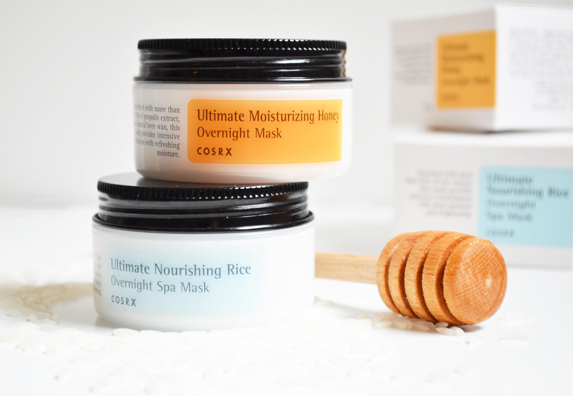 Cosrx-Ultimate-Moisturizing-Honey-Overnight-Mask-nourishing-overnight-spa-mask