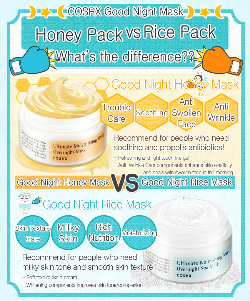 cosrx-good-night-honey-mask-vs-good-night-rice-mask