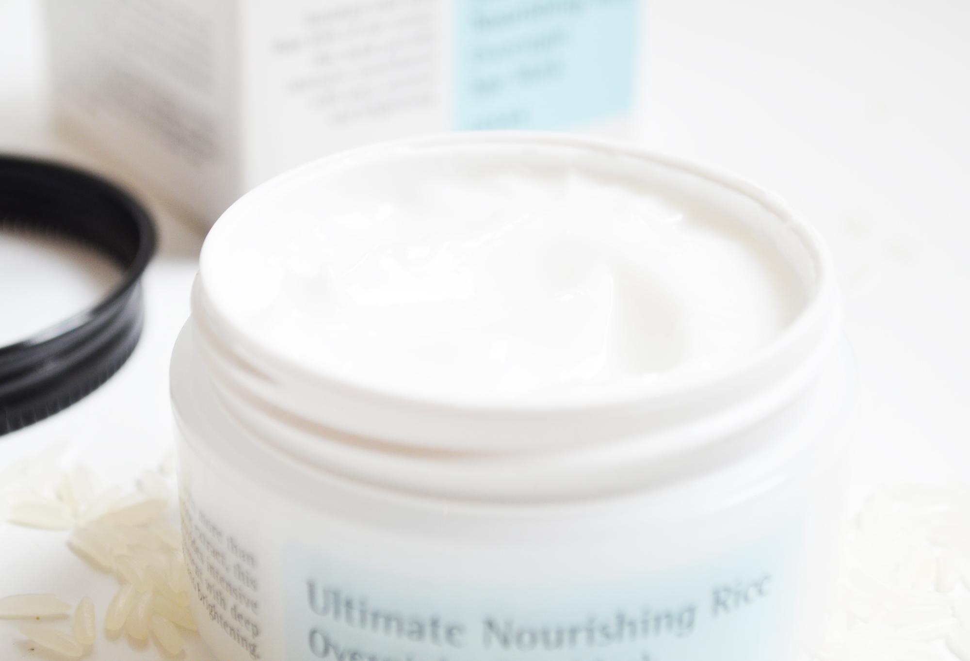 masque-de-nuit-nourrissant-Cosrx-Ultimate-nourishing-rice-Overnight-spa-Mask