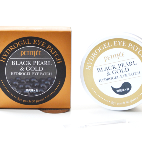 petitfee-black-pearl-and-gold-hydrogel-eye-patch-review-avis