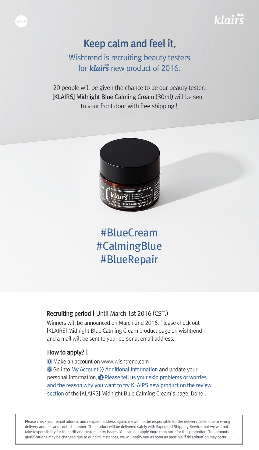 klairs-midnight-blue-calming-cream-beauty-tester-wishtrend