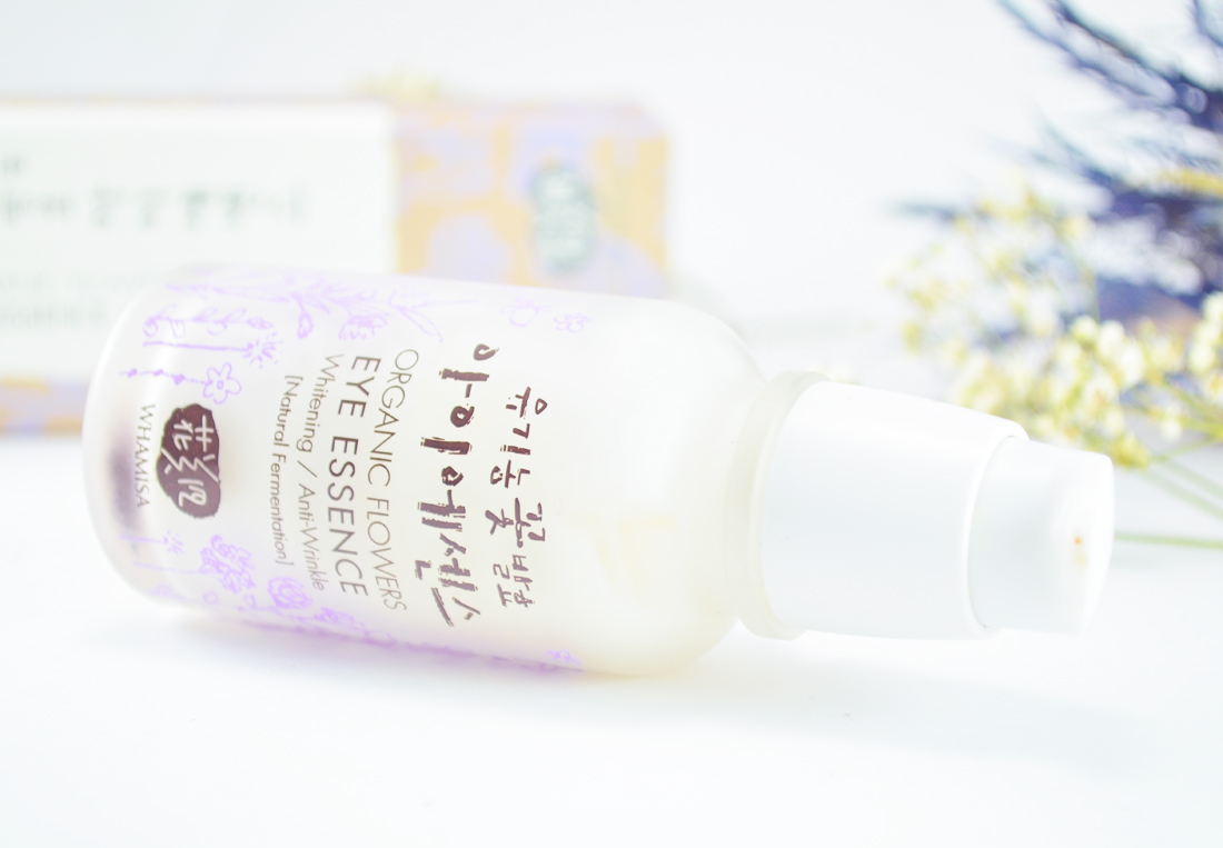 whamisa-organic-flowers-eye-essence-review-test-kbeauty-blog