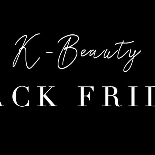 k-beauty-black-friday
