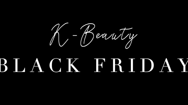 k-beauty-black-friday