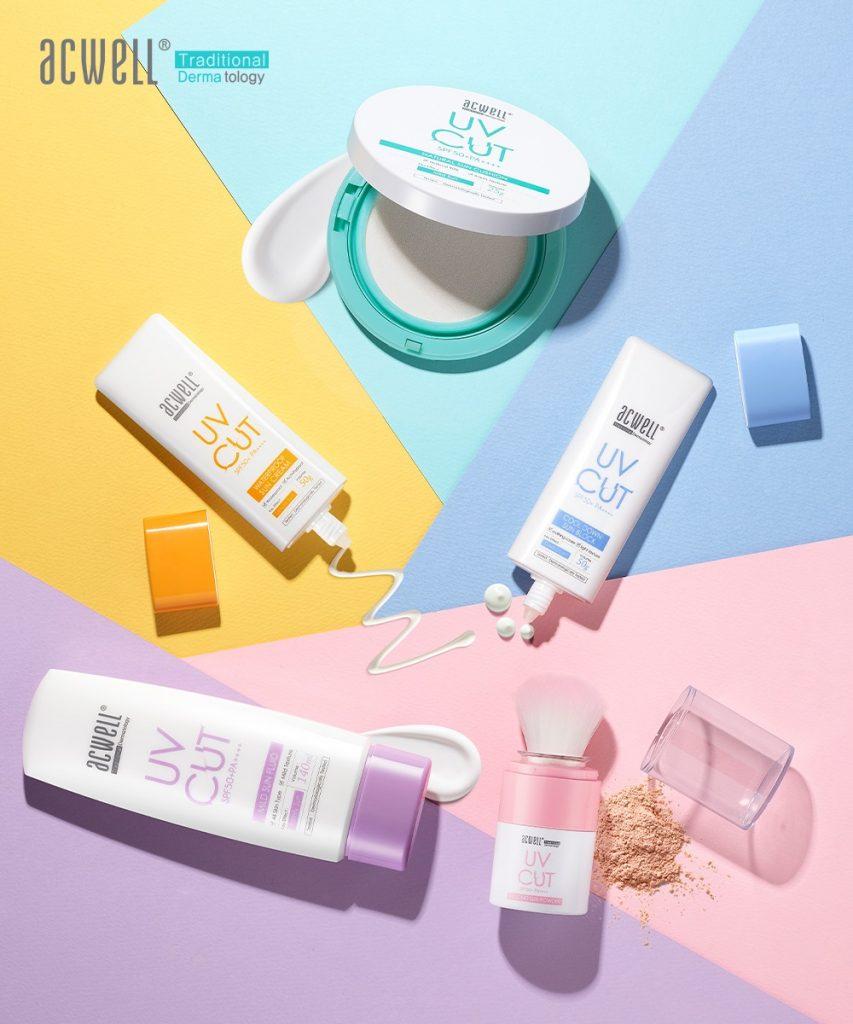 acwell-uv-cut-sunscreen-review-avis-아크웰-유브이컷-선코스모닝
