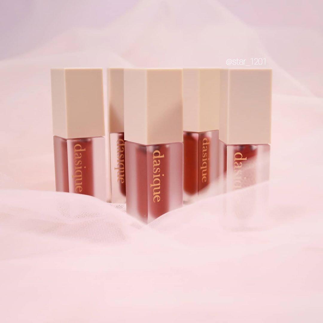 Dasique-Blur-Velvet-Tint-Rose-Petal Collection