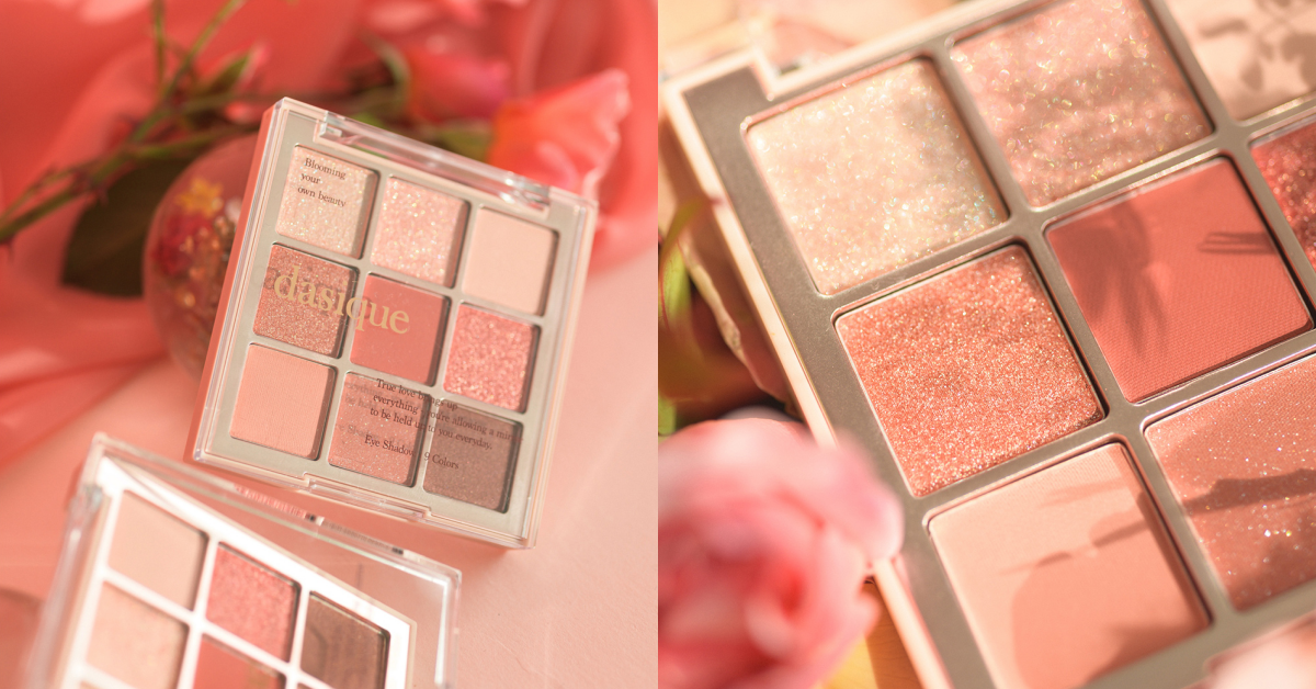 Dasique-Rose-Petal-Shadow-Palette