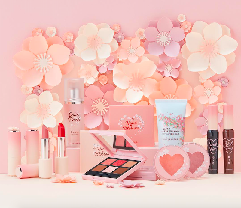 etude house heart blossom spring collection
