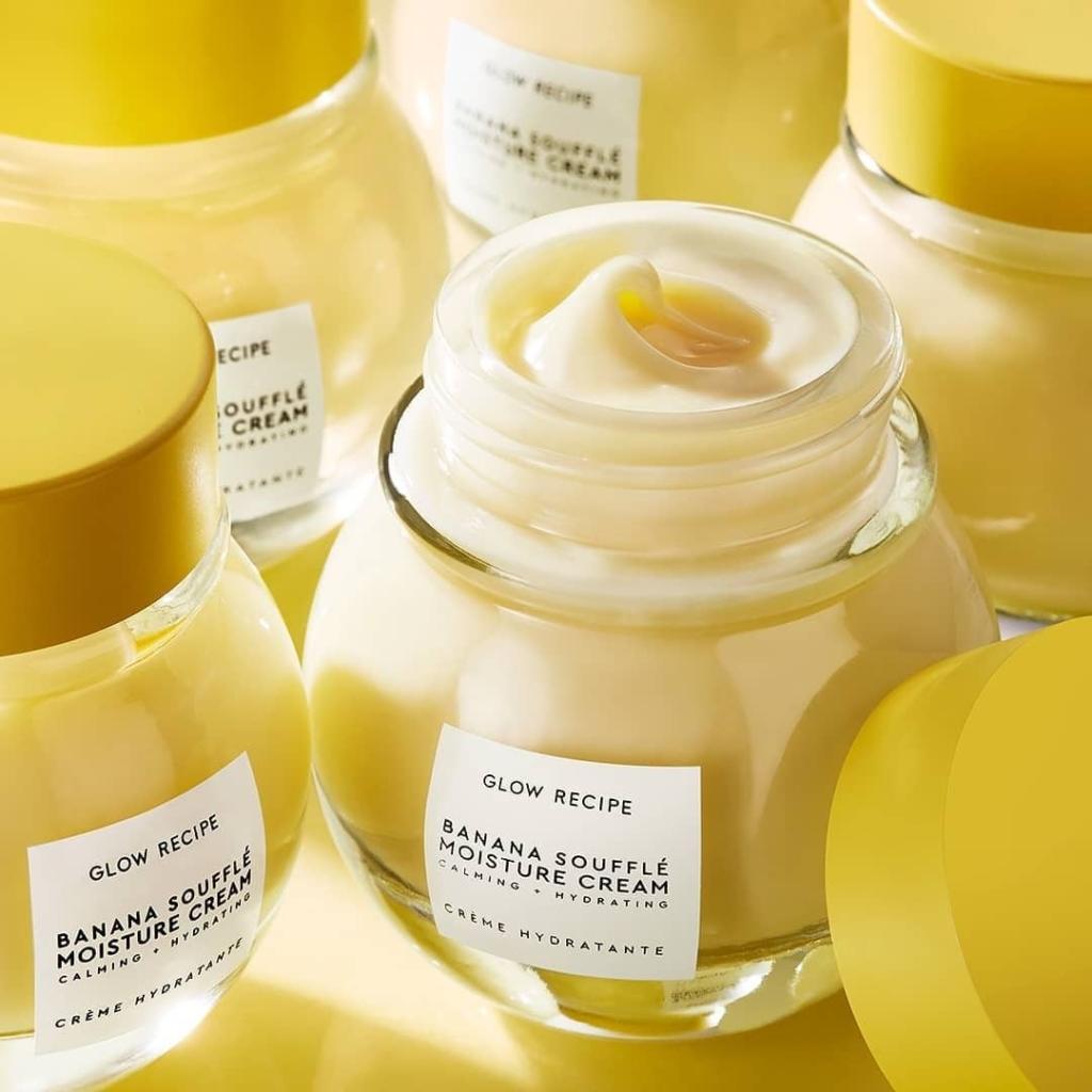 glow-recipe-banana-souffle-moisture-cream-avis-revue-acheter-france