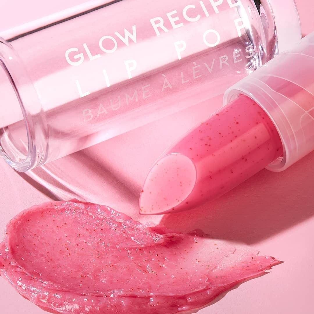 glow-recipe-lip-pop-balm-watermelon-baume-a-levres-exfoliant-avis-revue