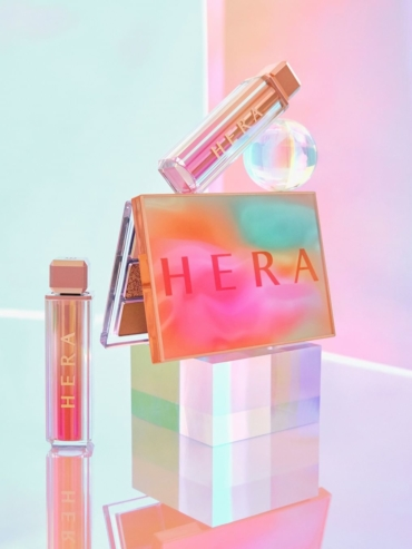 hera rainbow illusion spring collection
