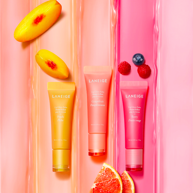 laneige lip glowing balm sephora