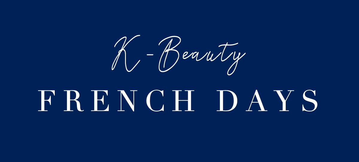 k-beauty-french-days