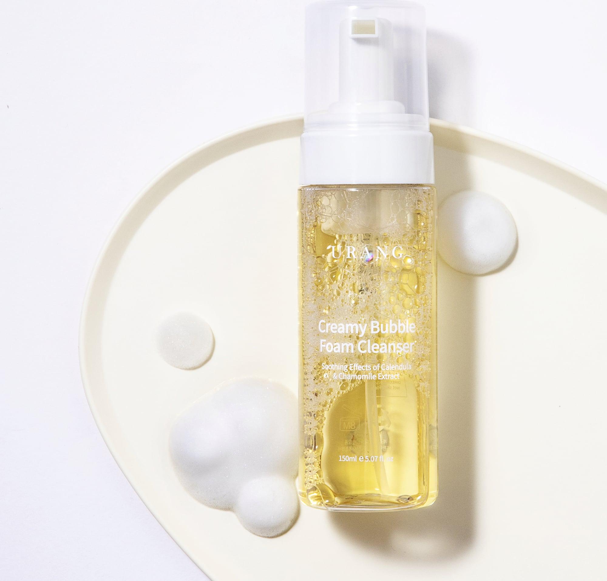 nettoyant-visage-coreen-naturel-urang-creamy-bubble-foam-cleanser-avis-revue