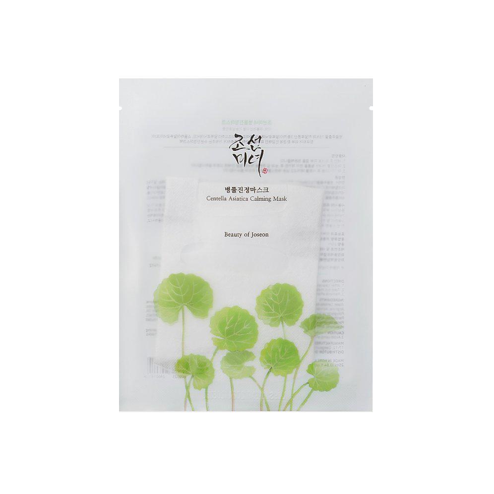 beauty-of-joseon-Centella-Asiatica-Calming-Mask-avis-revue-masque-tissu-coreen-apaisant
